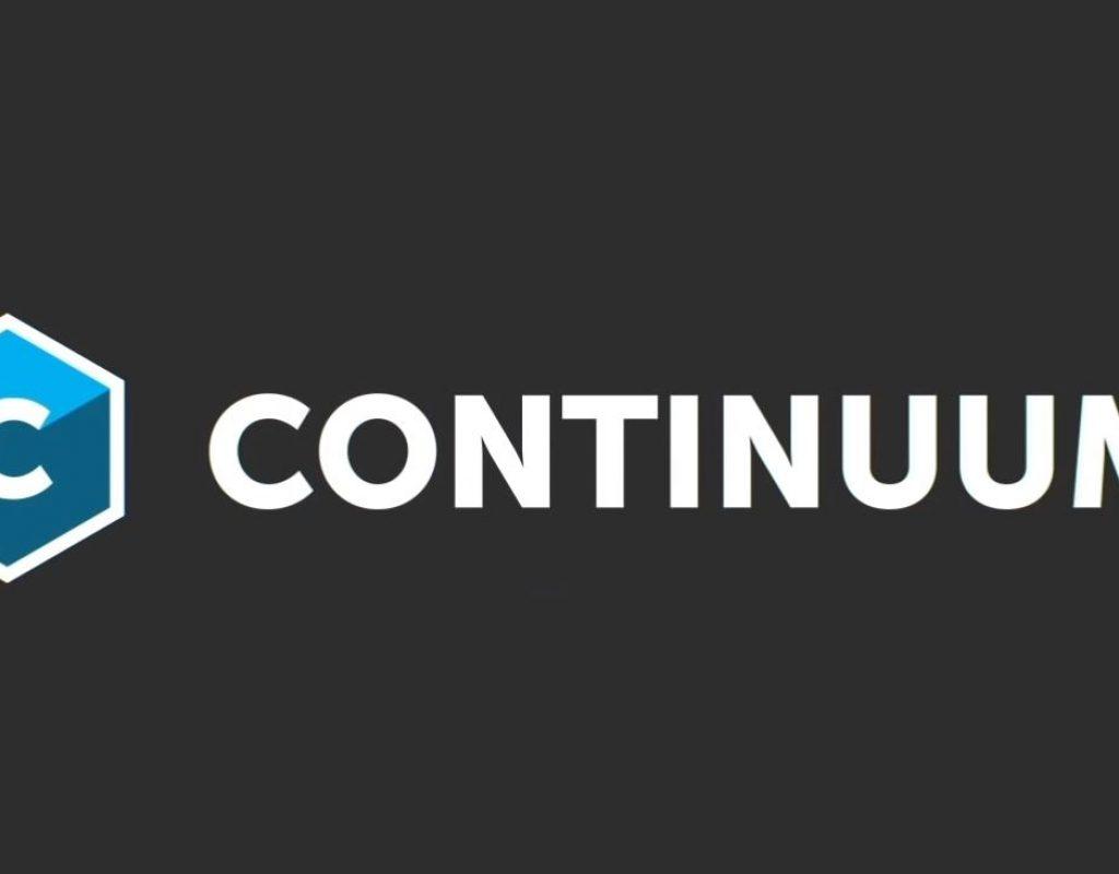 Continuum 2019 - Splash Screen