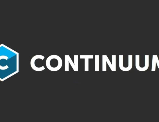 Continuum 2019 - Splash Screen