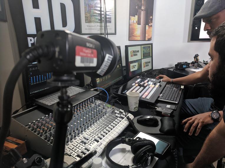 Midtown Video post NAB 2019 live event covers NewTek + LiveU 20