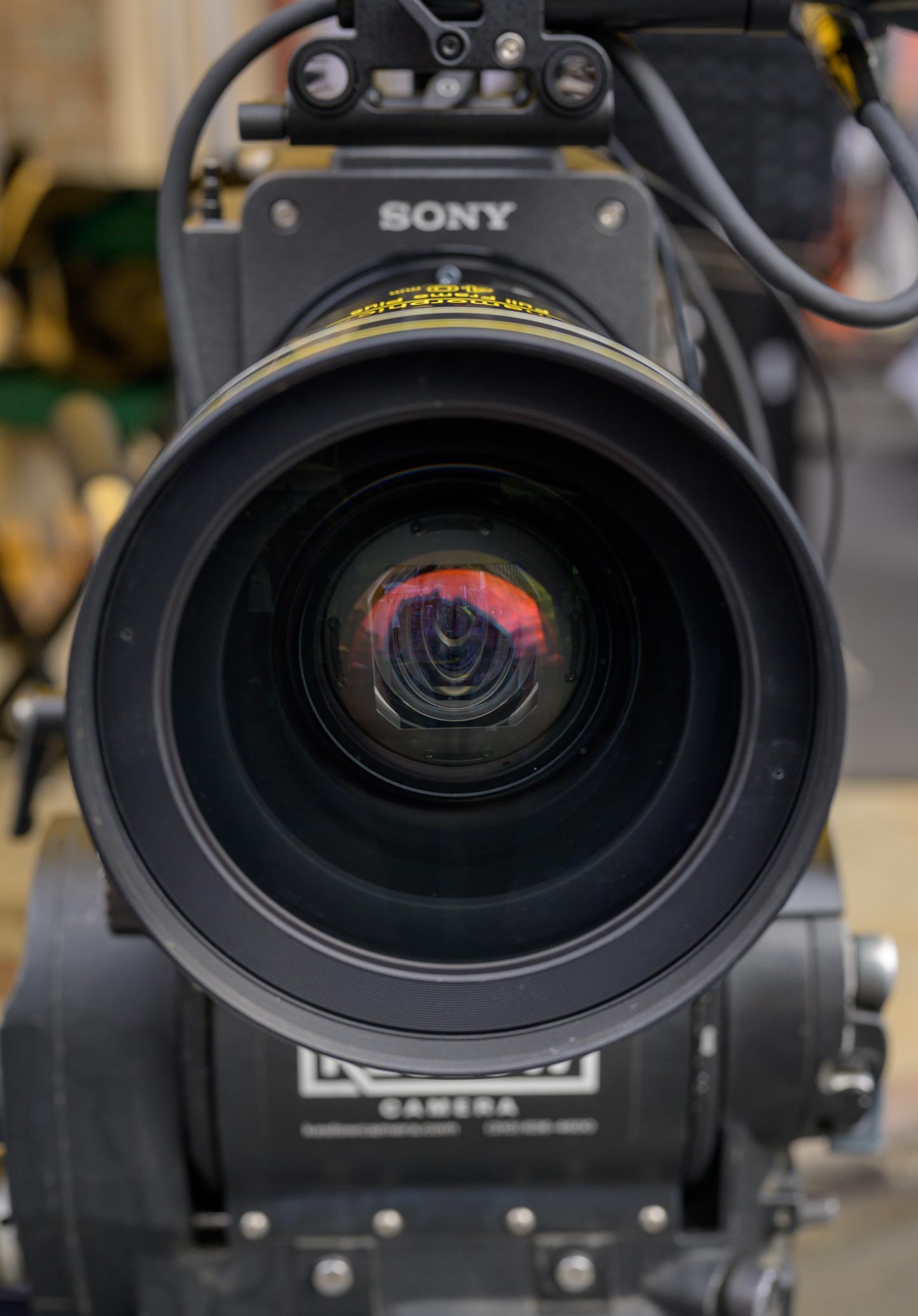 Cine Gear: Cooke Anamorphic/i Full Frame Plus Standard and SF Lenses 1