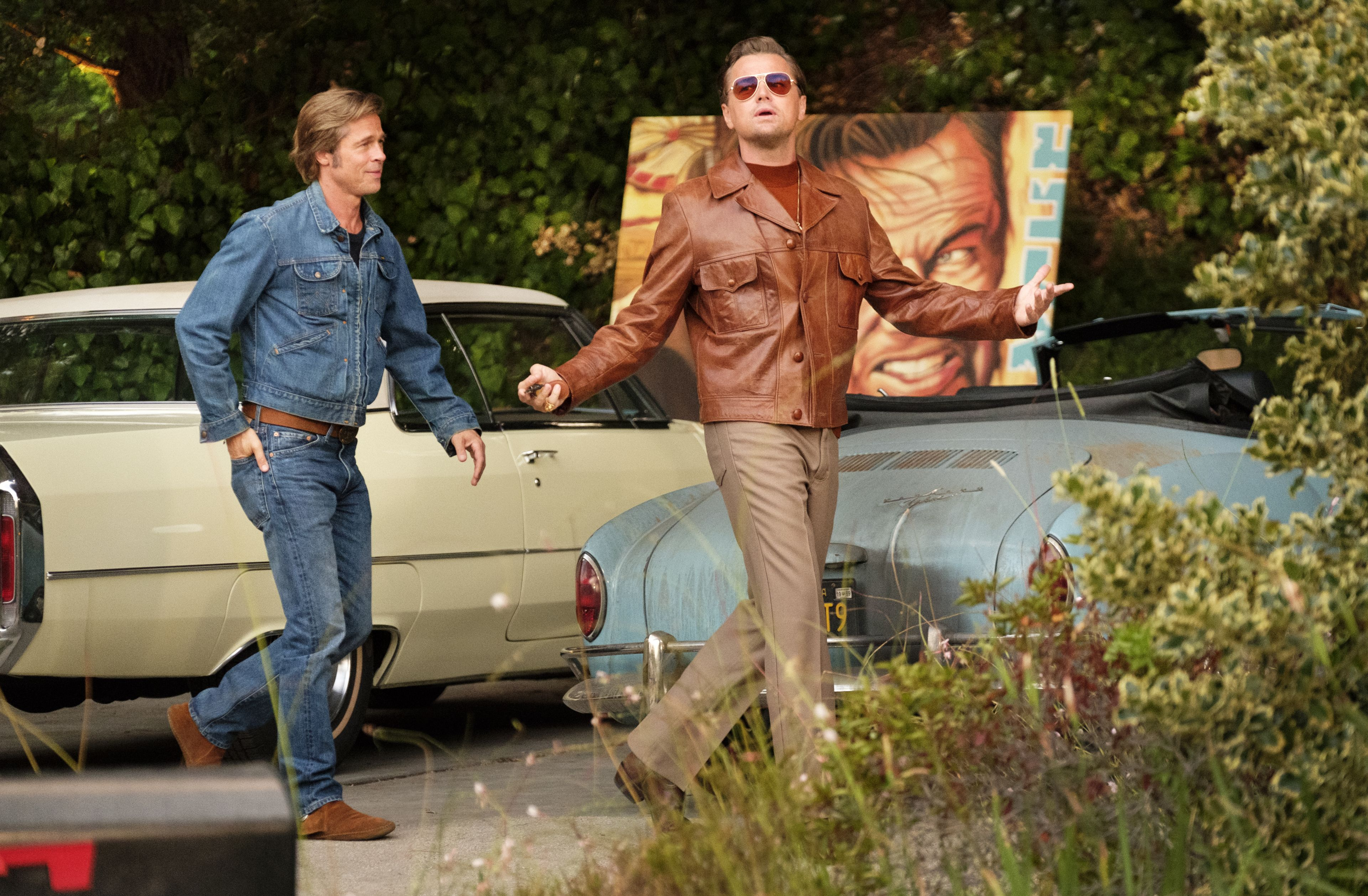"ART OF THE CUT with Fred Raskin, ACE on editing ""Once Upon a Time in...Hollywood"" 17"