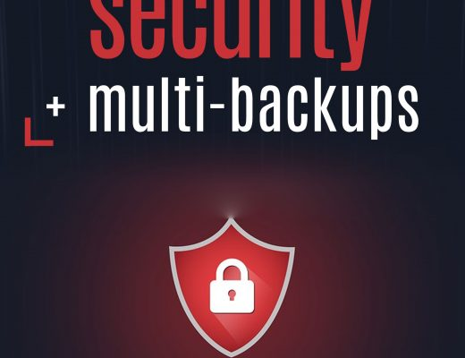 WordPress security + multi-backups—free ebook until this Sunday 25