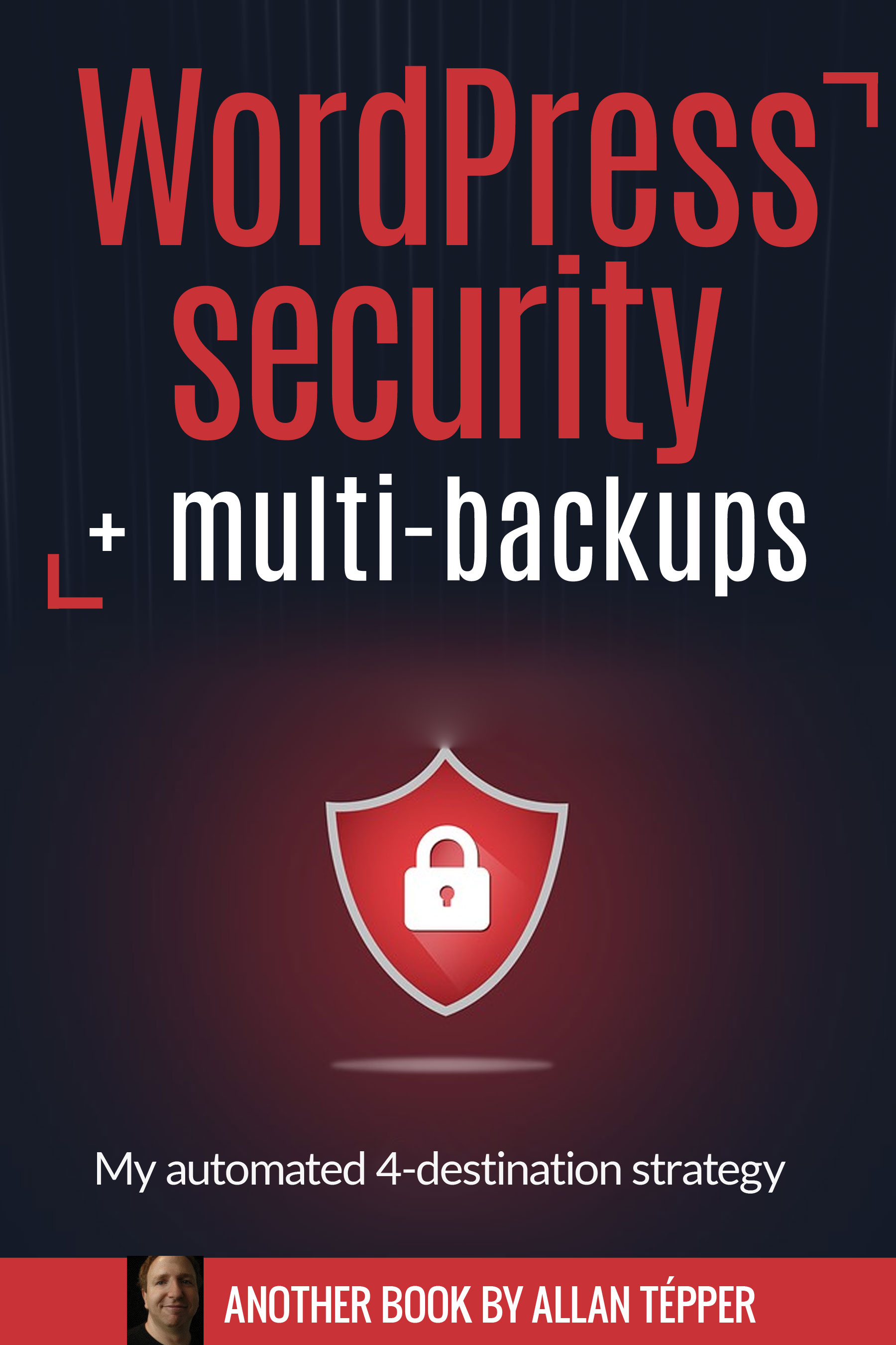 WordPress security + multi-backups—free ebook until this Sunday 4