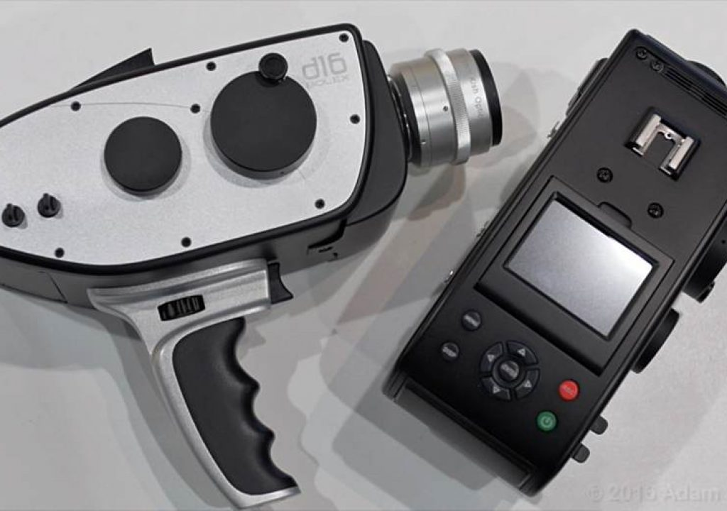 Digital Bolex D16 cameras