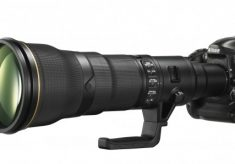 Nikon Announces Development Of 800mm Lens