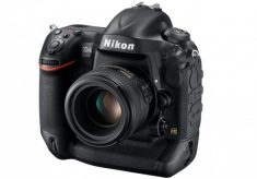Nikon Unveils The New D4