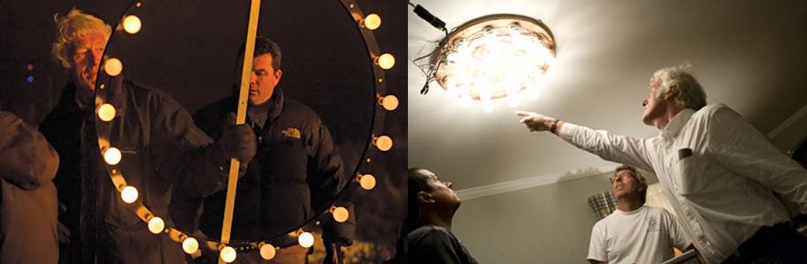 Evaluating Household Bulbs for Cinema Use 2
