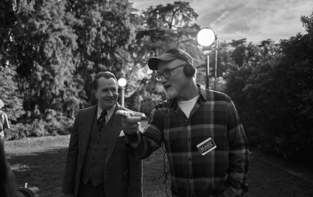 """ART OF THE CUT with Kirk Baxter, ACE on editing Fincher's """"Mank."""" 1"""