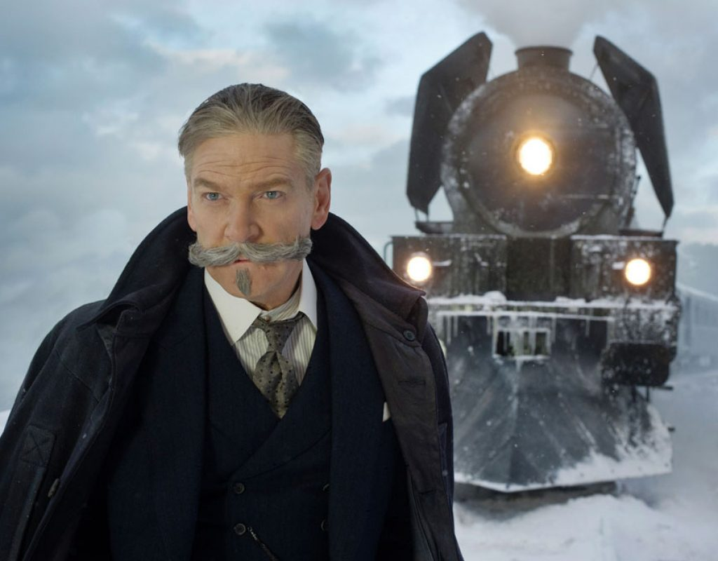 ART OF THE CUT on MURDER ON THE ORIENT EXPRESS 1