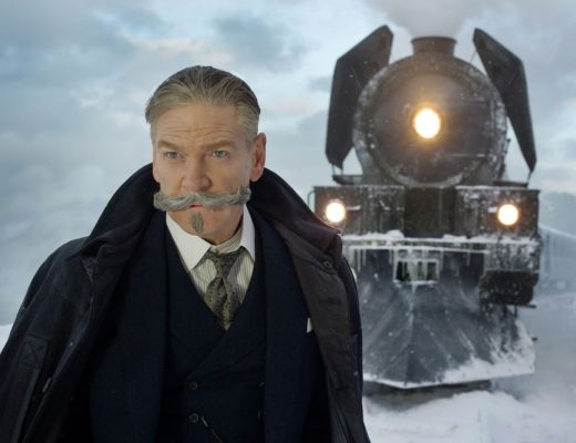 ART OF THE CUT on MURDER ON THE ORIENT EXPRESS 2