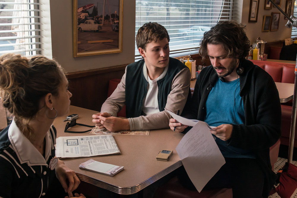 ART OF THE CUT with Paul Machliss on Baby Driver 12