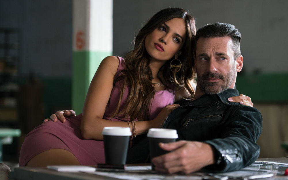 ART OF THE CUT with Paul Machliss on Baby Driver 15