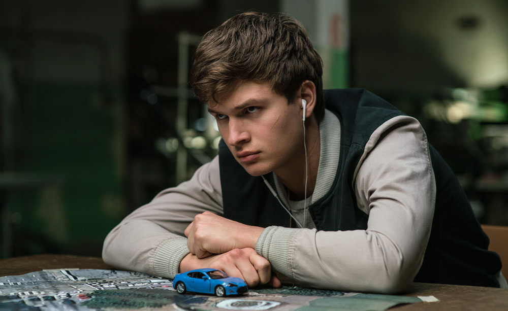 ART OF THE CUT with Paul Machliss on Baby Driver 2
