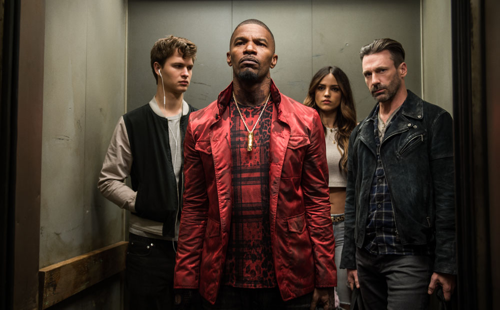 ART OF THE CUT with Paul Machliss on Baby Driver 14