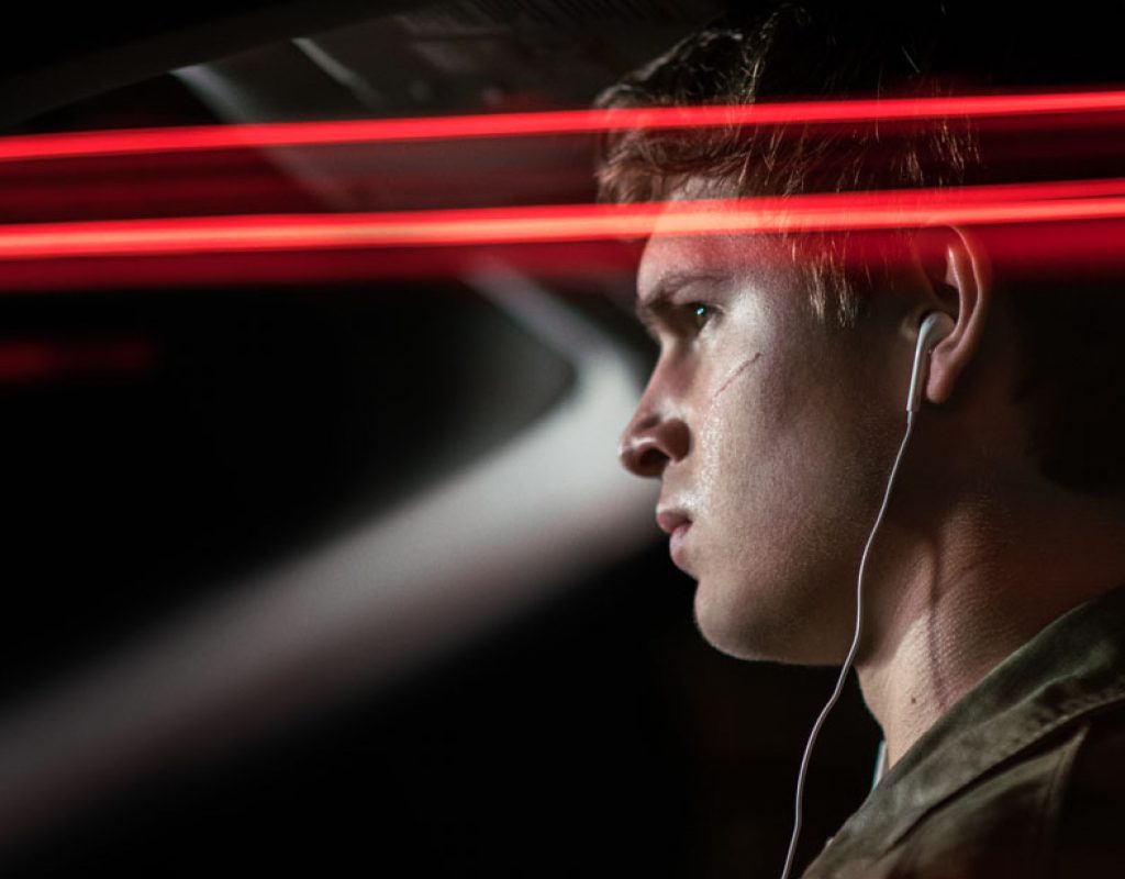 ART OF THE CUT with Paul Machliss on Baby Driver 1