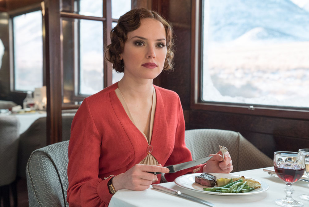 ART OF THE CUT on MURDER ON THE ORIENT EXPRESS 18
