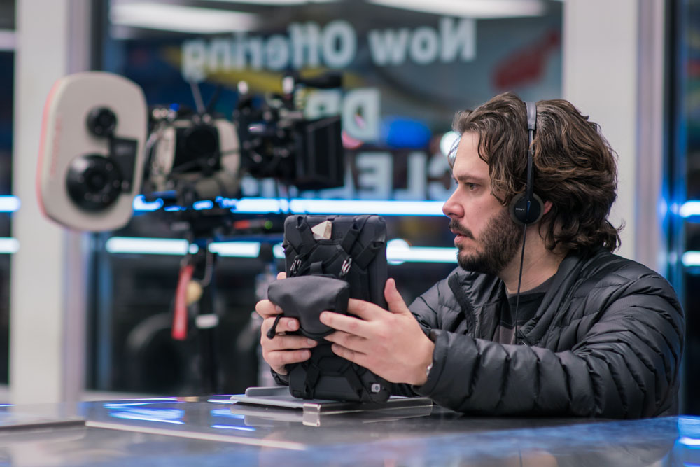 ART OF THE CUT with Paul Machliss on Baby Driver 7