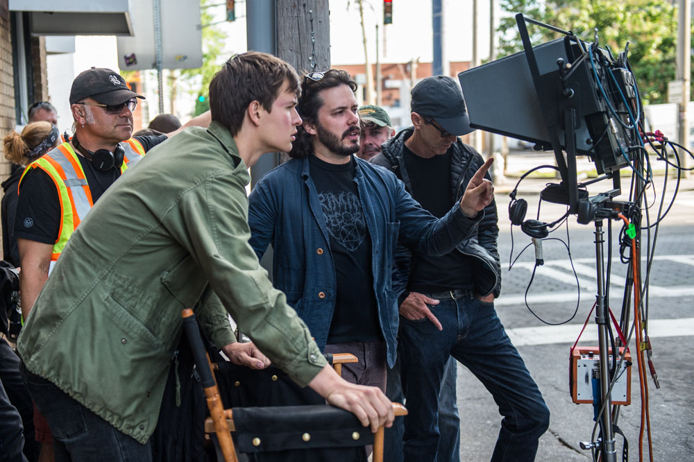 ART OF THE CUT with Paul Machliss on Baby Driver 8