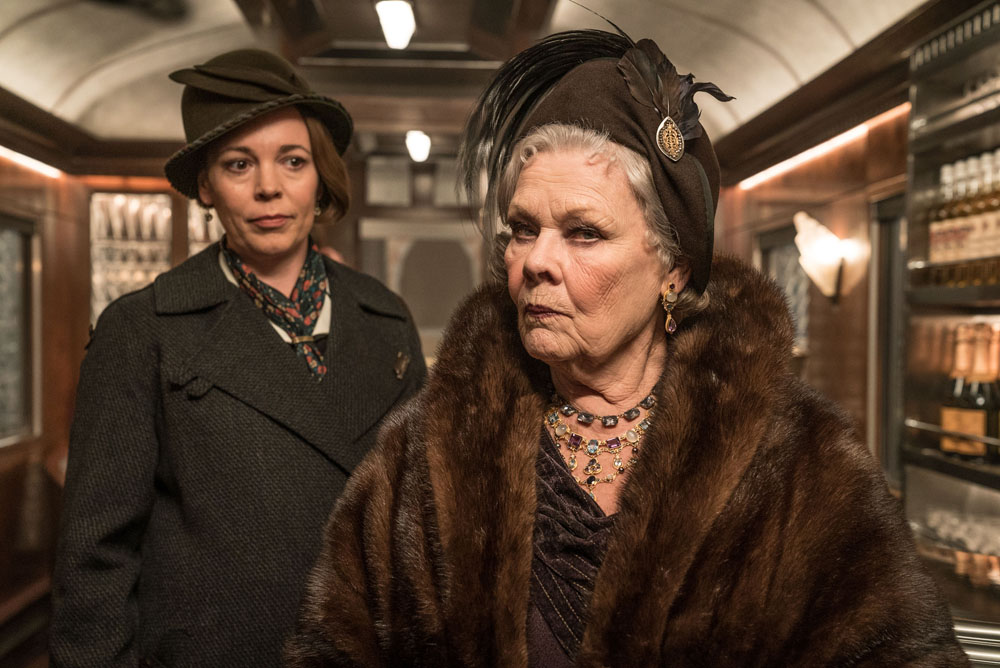 ART OF THE CUT on MURDER ON THE ORIENT EXPRESS 19