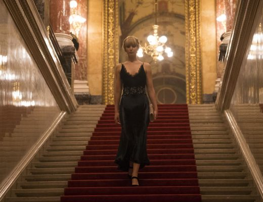 ART OF THE CUT with RED SPARROW's Alan Edward Bell, ACE 19