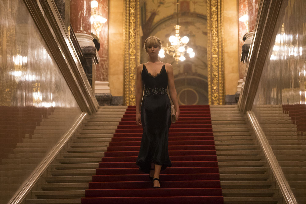 ART OF THE CUT with RED SPARROW's Alan Edward Bell, ACE 9