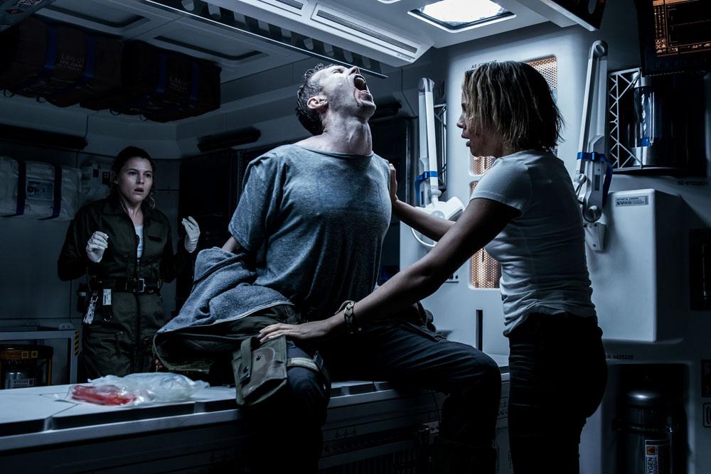 ART OF THE CUT on Ridley Scott's Alien: Covenant 10