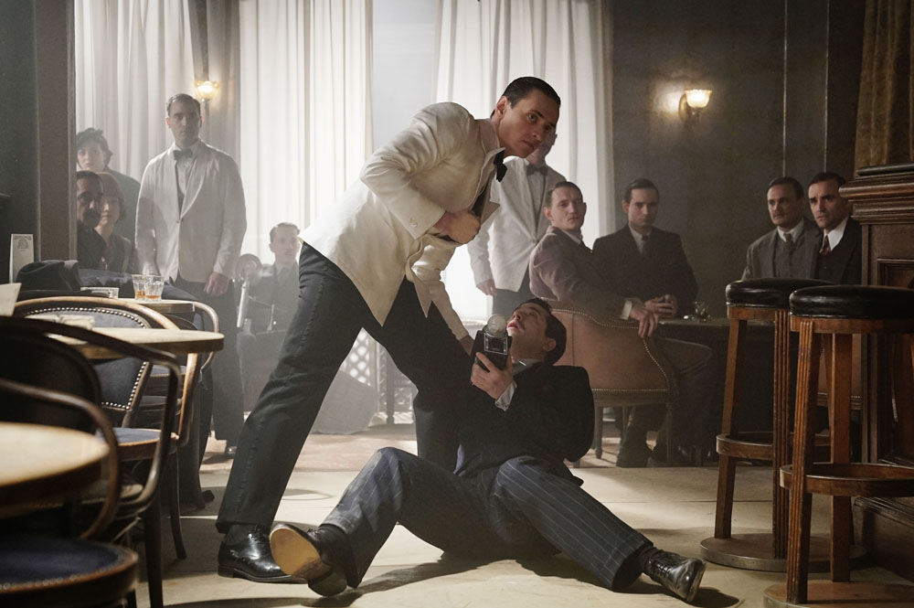 ART OF THE CUT on MURDER ON THE ORIENT EXPRESS 7