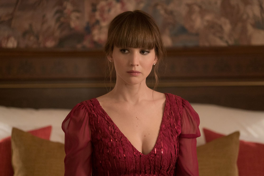 ART OF THE CUT with RED SPARROW's Alan Edward Bell, ACE 4