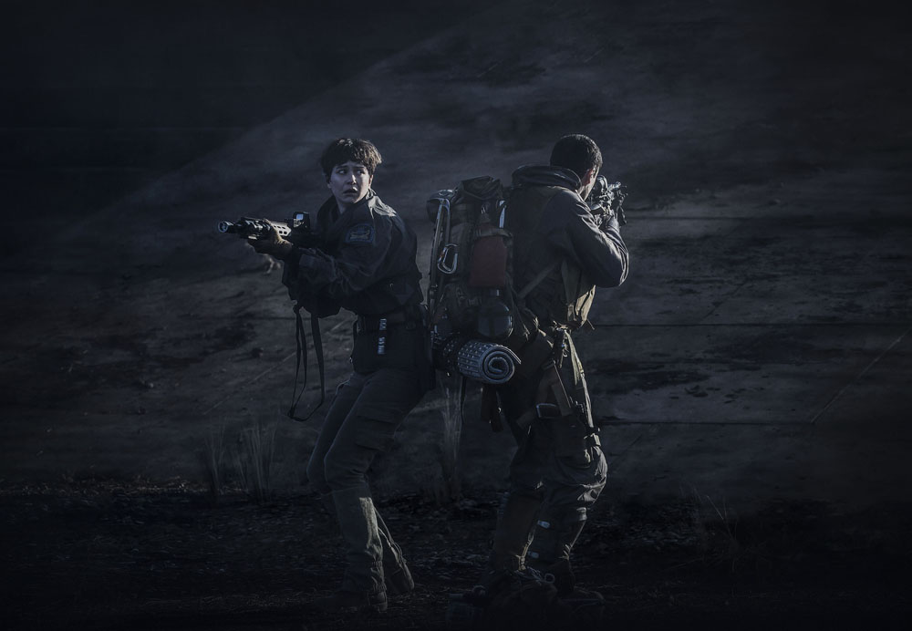 ART OF THE CUT on Ridley Scott's Alien: Covenant 16