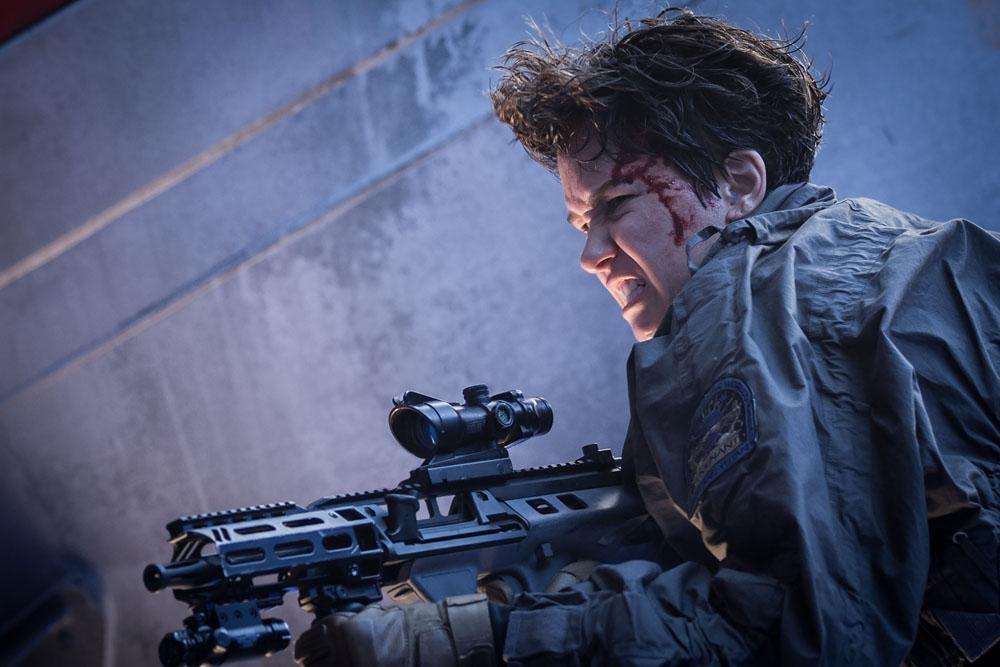 ART OF THE CUT on Ridley Scott's Alien: Covenant 14