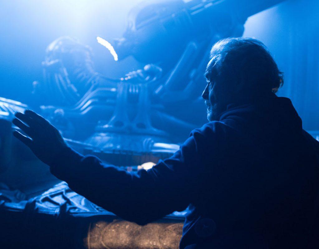 ART OF THE CUT on Ridley Scott's Alien: Covenant 9