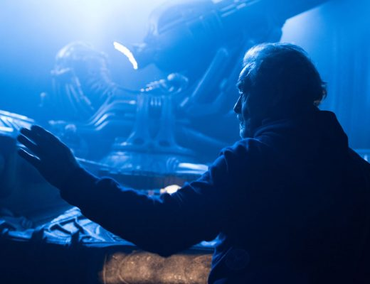 ART OF THE CUT on Ridley Scott's Alien: Covenant 26