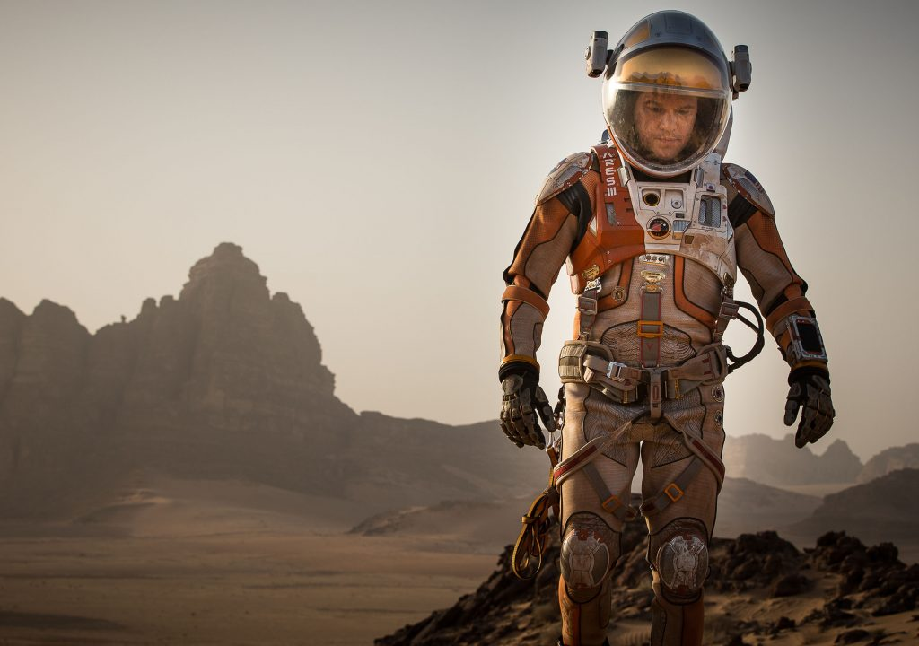 Art of the Cut: The Martian with Cheryl Potter 1