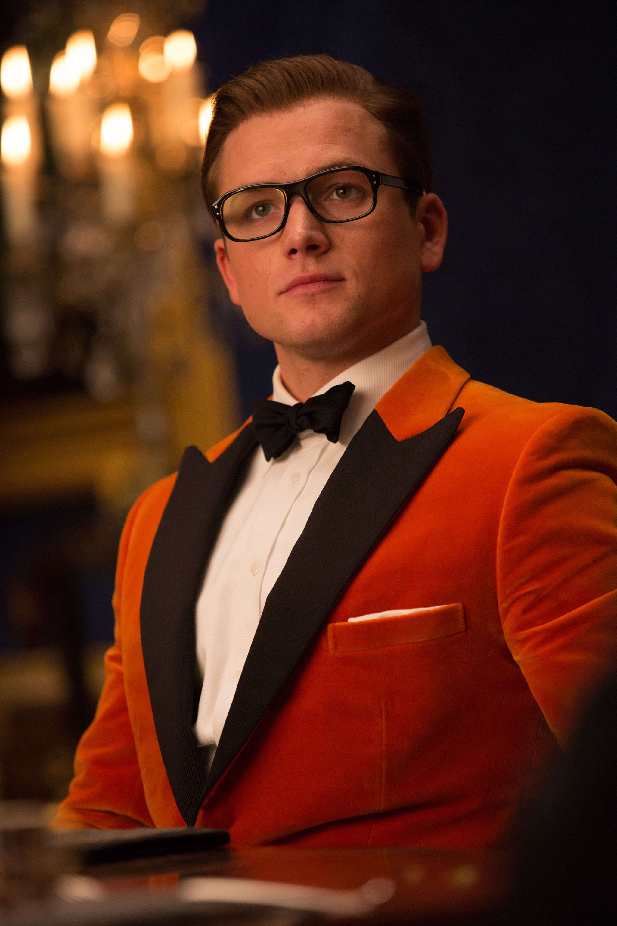 ART OF THE CUT with Eddie Hamilton, ACE on Kingsman: The Golden Circle 13