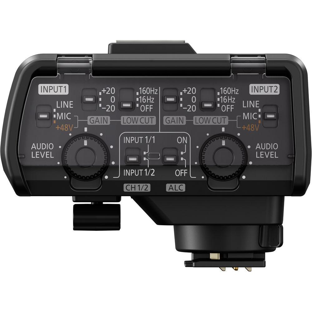 Panasonic Lumix GH5 goes 4:2:2/10-bit/24-bit internal recording and more 8