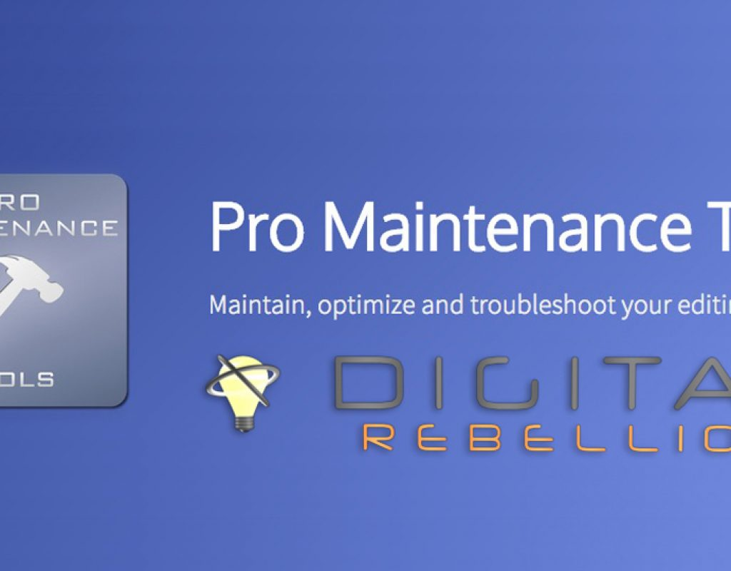 REVIEW - Digital Rebellion's Pro Maintenance Tools 9