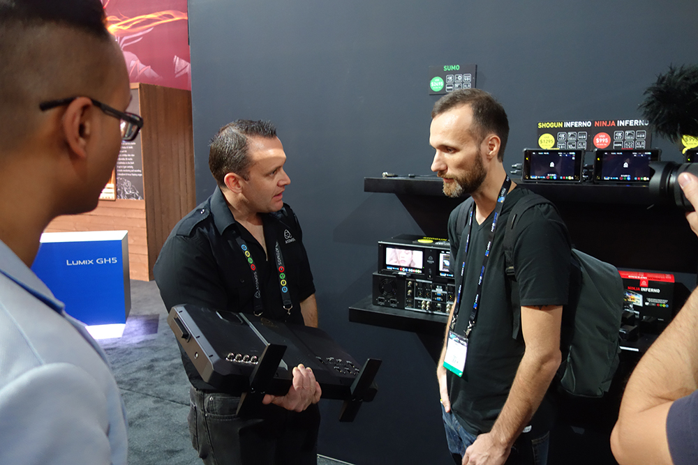 (Almost) Everything You Need to Know About NAB 2017 17