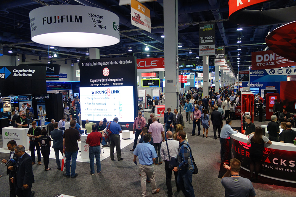 NAB Show 2019 Preview: Wireless Pitfalls, 8K Workflows, Innovations
