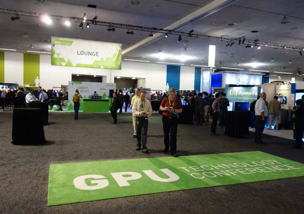 The Sights and Sounds of the NVIDIA GPU Technology Conference 2015 – Day 1 1