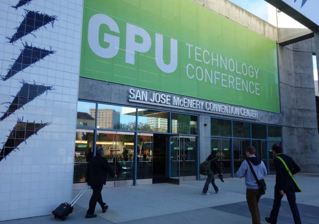 The Sights and Sounds of the NVIDIA GPU Technology Conference 2015 – Day 2 1