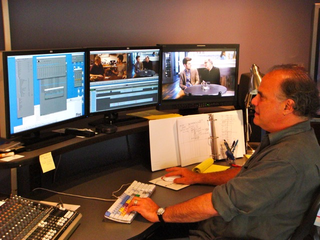 Manhattan Edit Workshop Artist in Residence spotlight on editor Jeffrey Wolf 1