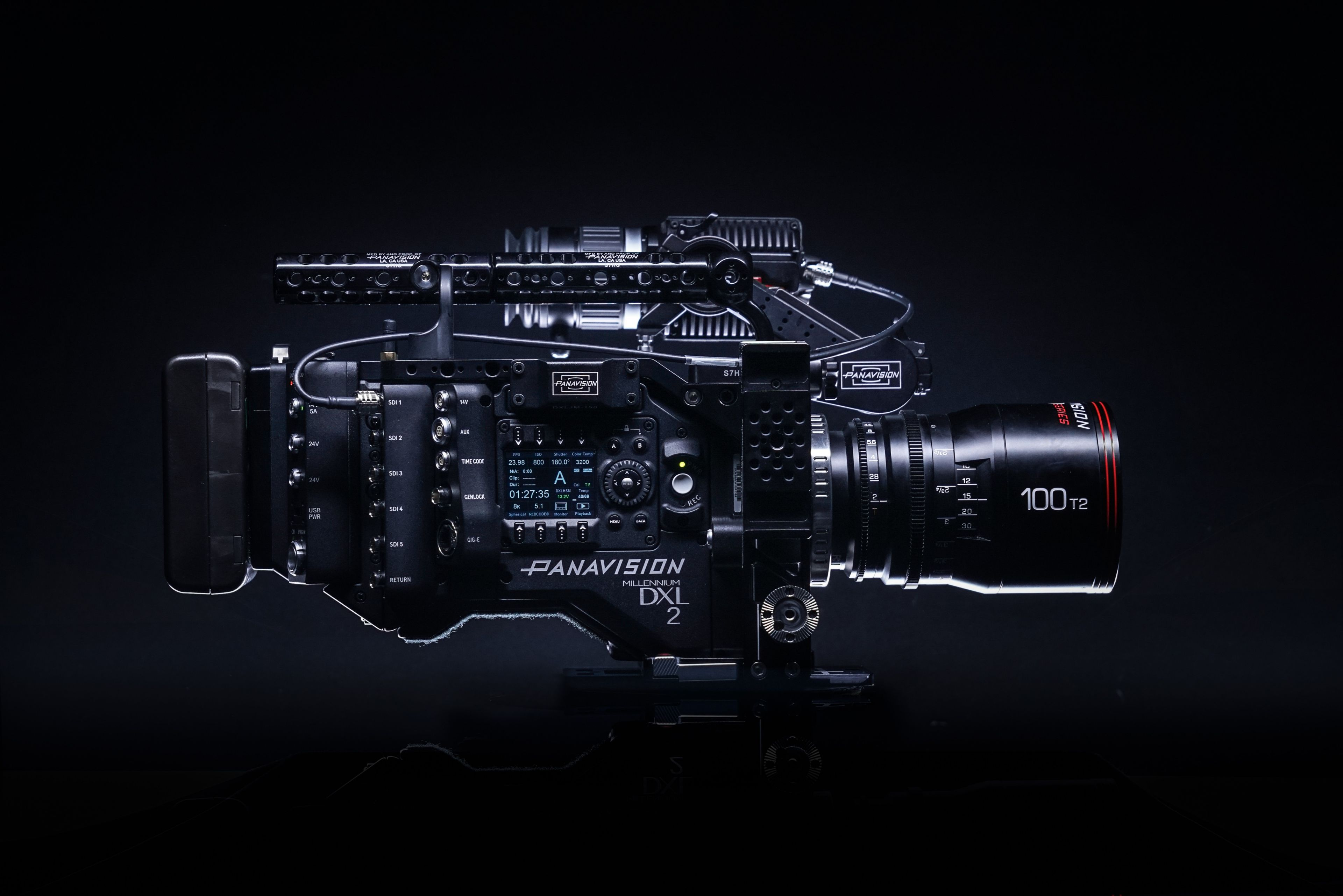 "Panavision's new DXL2: Monstro dialed up to ""11"" 24"