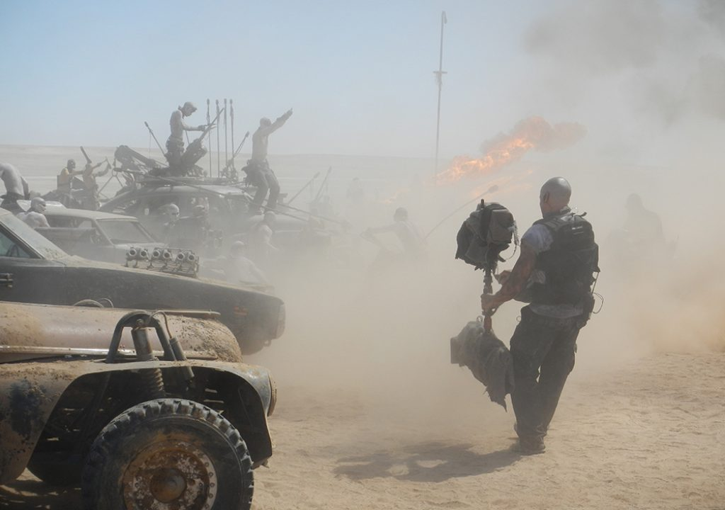 Filming the Energy and Intensity of Furious 7 and Mad Max: Fury Road 1