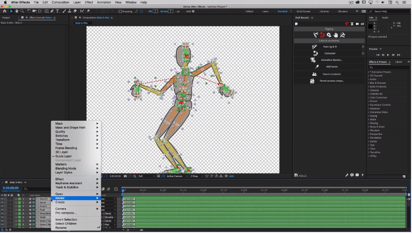 DUIK Bassel: The Premiere Animation Toolkit for Mograph Artists 2