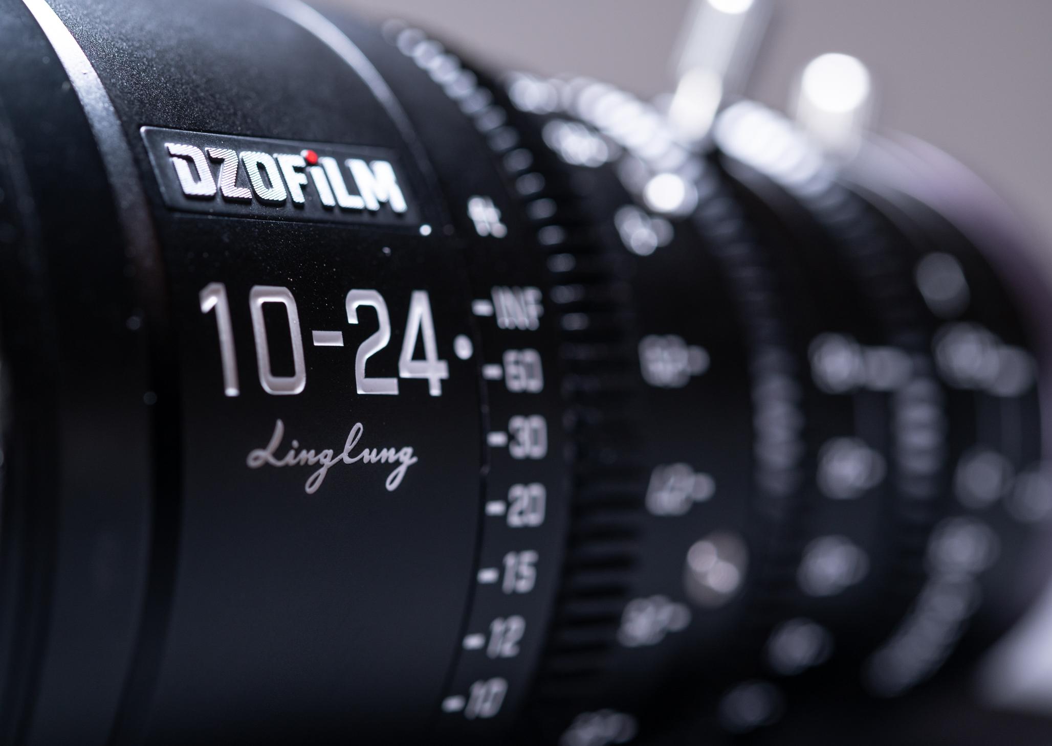 Reviewing The DZOFilm 10-24mm T2.9 M4/3 Cinema Lens 3