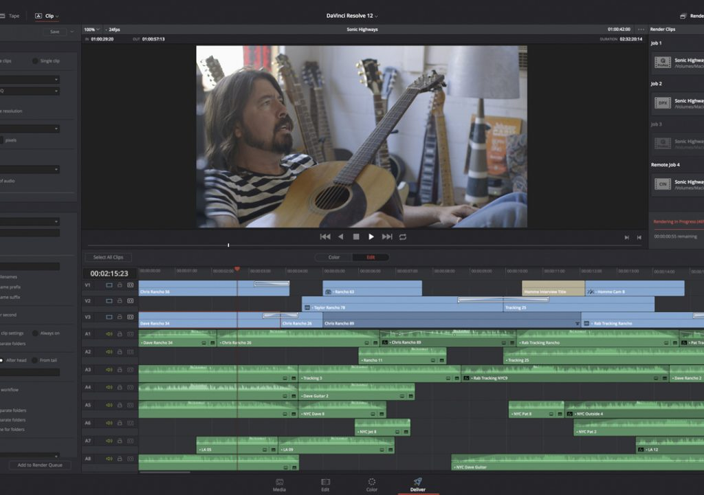 DaVinci Resolve 12.2 Update & Price Drop 1