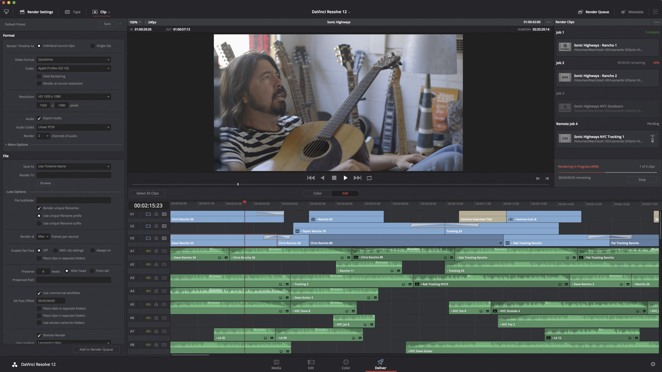 DaVinci Resolve 12.2 Update & Price Drop 2