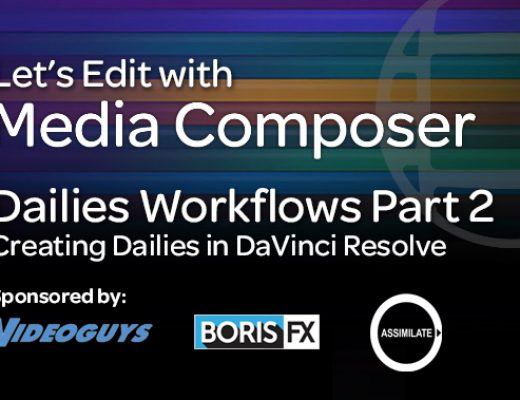 Let's Edit with Media Composer - Dailies Part 2
