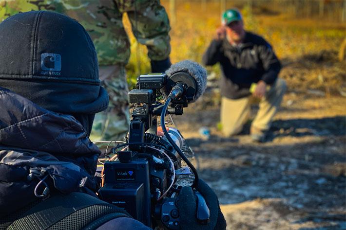 Danny Schmidt, an environmental cinematographer by chance 9