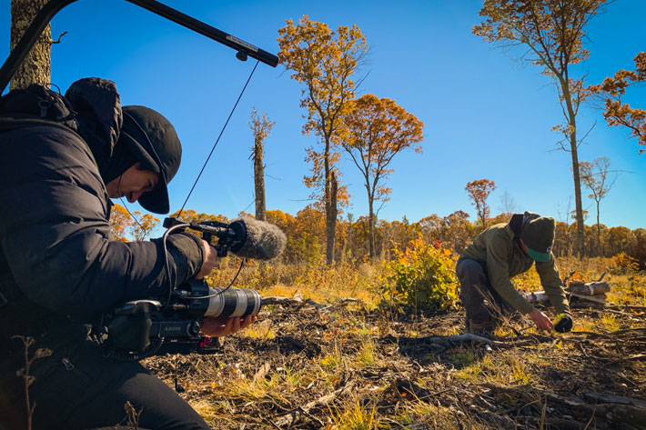 Danny Schmidt, an environmental cinematographer by chance 11